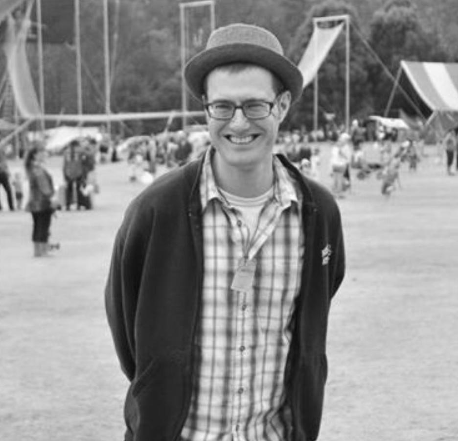 Fraser Hooper Tasmania Festival