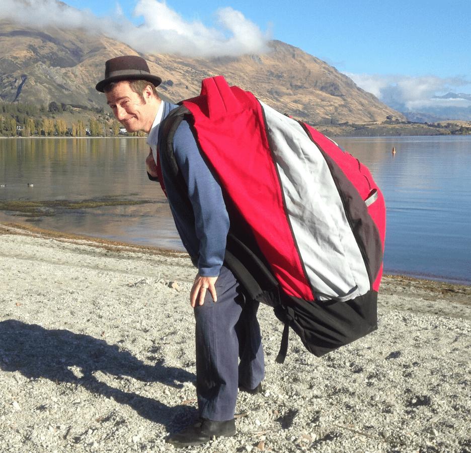Fraser Hooper Giant backpack-min