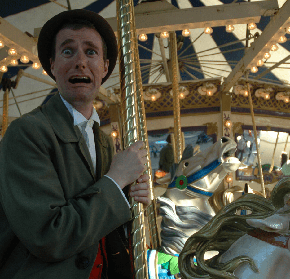 Fraser Hooper Sad Merry go round-min