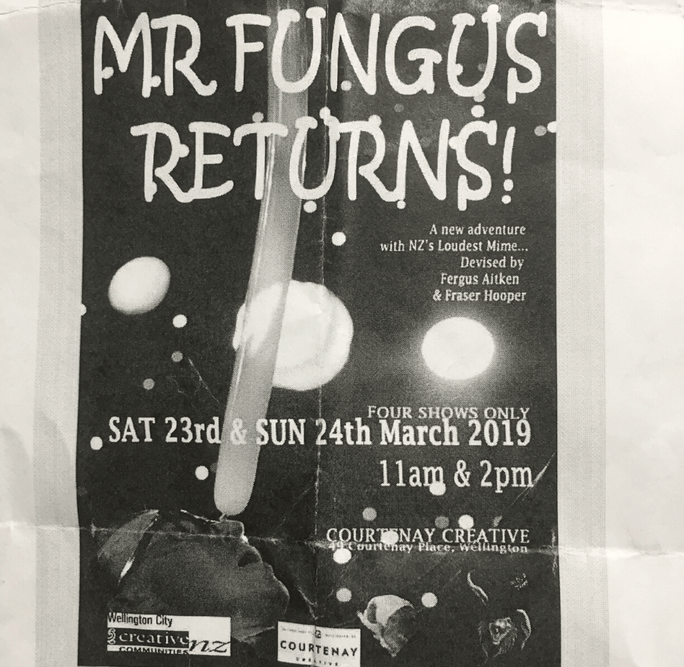 Mr Fungus Returns Fraser Hooper-min